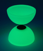 Mister Babache Glow in the dark Performer diabolo