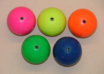 DX Chroma Plus juggling balls