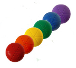 Dube Prime small juggling beanbags