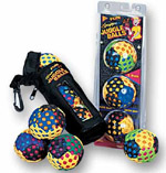 Fun Gripper juggling balls