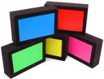 mister babache neon cigar boxes
