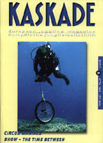 Kaskade magazine #91: Underwater Unicycling