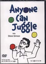 Anyone Can Juggle DVD