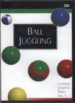 Ball Juggling DVD - Ultimate Juggling Series