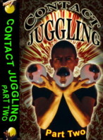 Contact Juggling Part 2 DVD