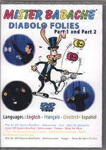 Diabolo Folies Part 1 and 2 DVD