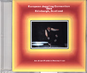 European Juggling Convention 1998 DVD (Edinburgh, Scotland)