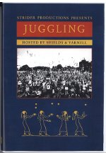 Juggling by Strider productions DVD