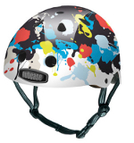 Nutcase Paint Fight helmet
