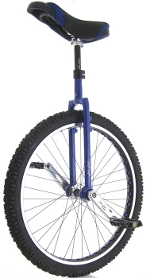 Kris Holm Mountain Unicycle 26 inch wheel