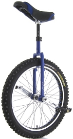 Kris Holm Mountain Unicycle 24 inch wheel