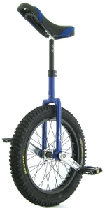 Kris Holm Trials Unicycle 20 inch wheel
