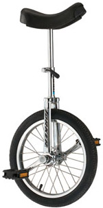 Torker Unicycle Unistar CX 16 inch