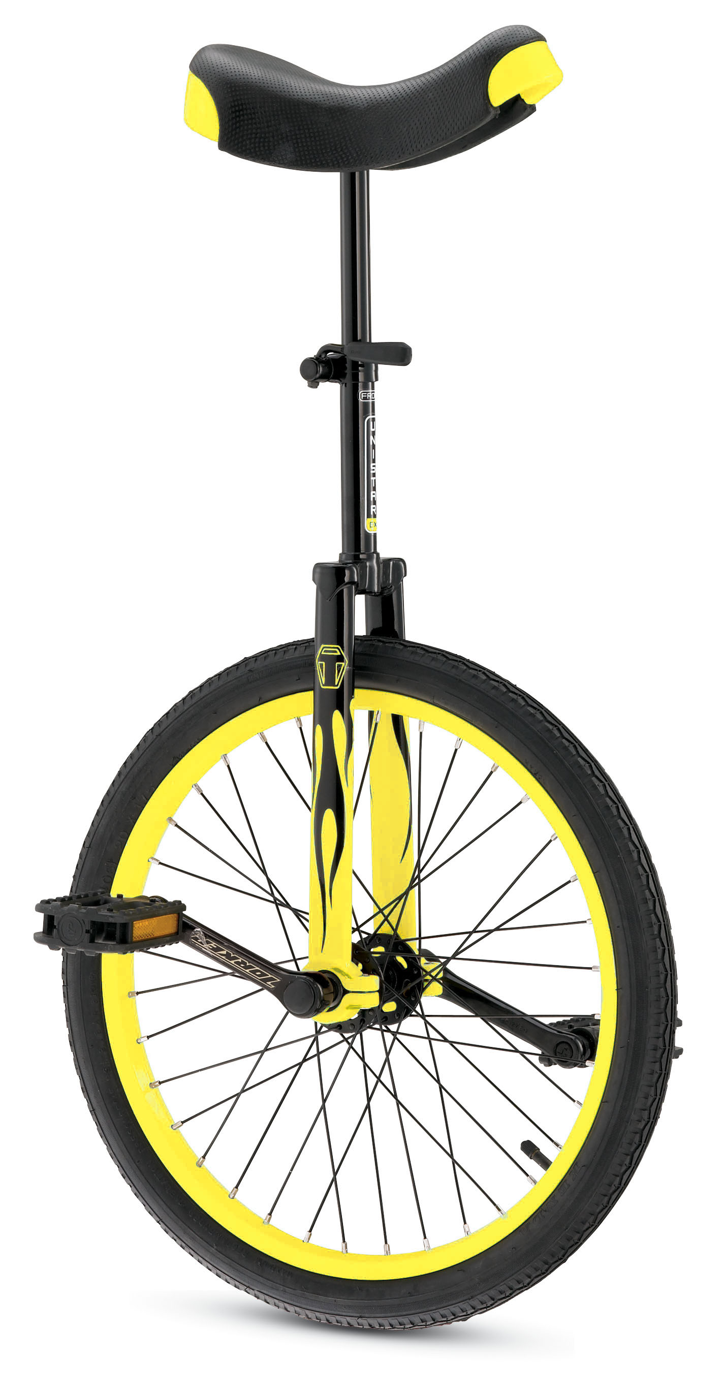 http://www.seriousjuggling.com/images/unicycles/torker-unistar-unicycle-cx-se-20-inch-yellow.jpg