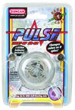Duncan Pulse yo-yo package