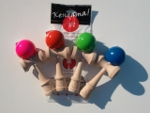 SunRise striped color kendama